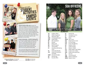 Calendar of Events - Sussex County Community College