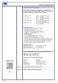 P-BUS-Eingabeeinheiten - ABI Sicherheitssysteme GmbH - Page 4