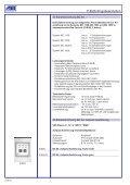 P-BUS-Eingabeeinheiten - ABI Sicherheitssysteme GmbH - Page 6