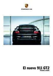El nuevo 911 GT2