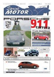 911carrera - Sprint Motor