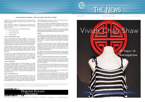 Download this edition now - (pdf ~ 2MB) - The Twentieth Century ...