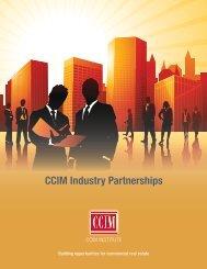 CCIM Industry Partnerships - CCIM Institute