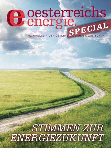 Stimmen zur energiezukunft - Oesterreichs Energie Akademie