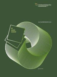 Geschäftsbericht 2012 - Liechtensteinische Landesbank