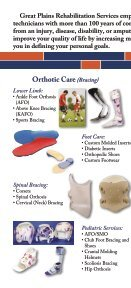 Orthotics and Prosthetics - Page 2