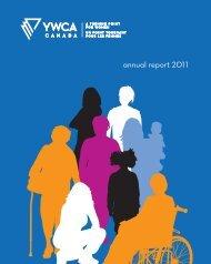 annual report 2011 - YWCA Canada