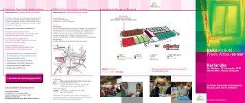 BAKA Forum - Programm - Bundesarbeitskreis Altbauerneuerung ...