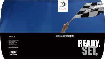 Annual Report 2008 - The Schulich School of Engineering ...