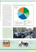MoToRcyclE RoAD SAFETy REpoRT 2010 - Dekra - Page 7