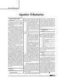 Alícuota del Impuesto a la Renta Alícuota del Impuesto a la ... - AELE - Page 4