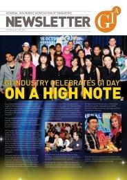 gi industry celebrates gi day - General Insurance Association Of ...