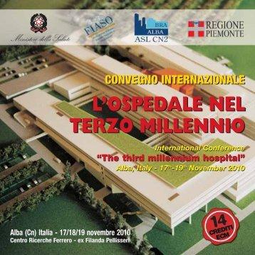 l'ospedale nel terzo millennio l'ospedale nel terzo millennio