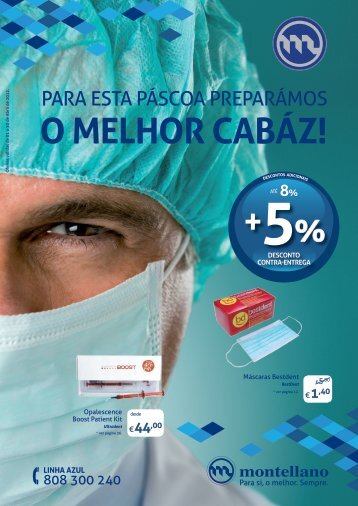 Catálogo Consumíveis Abril - Montellano
