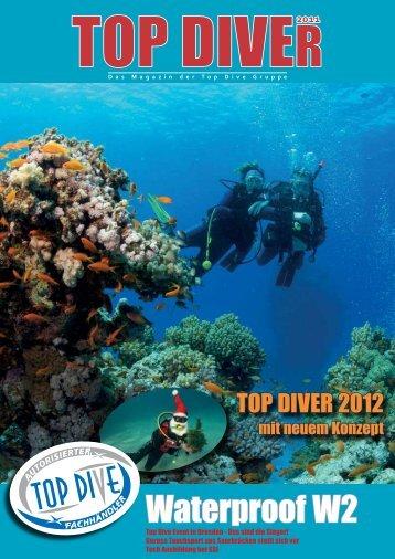 Top Diver Zeitung (PDF) - Dive4Life