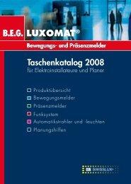 B.E.G. LUXOMAT® - Swisslux AG