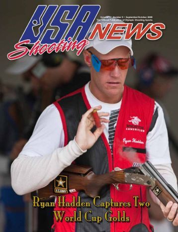 September/October 2009: Volume 17, Number 5 - USA Shooting