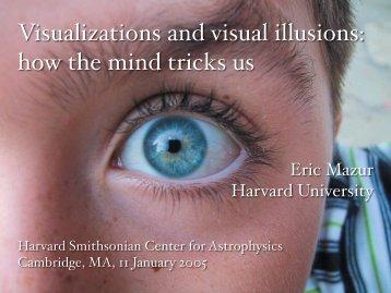 Oxford Talk - Harvard University