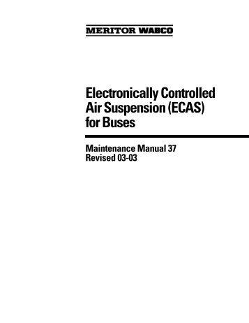 wabco ecas wiring diagram free download \u2022 oasis dl co wabco retarder relay electronically controlled air suspension (ecas meritor wabco wabco ecas wiring diagram at wabco ecas wiring