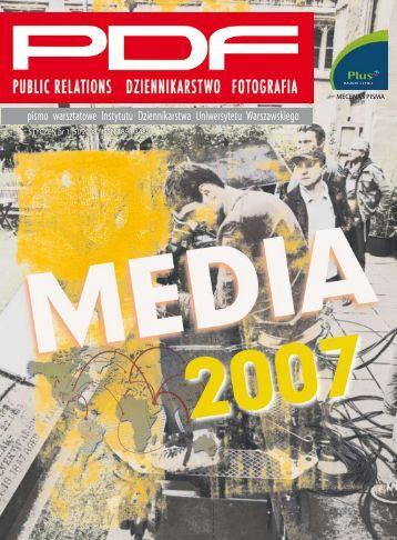 STYCZEŃ nr 1 (5)/2008 ISSN 1898-3480 - Pismo Studenckie PDF