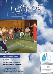 COPD Eine bekannte Krankheit mit unbekannten Patienten Unsere ...