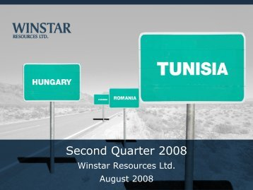 tunisia - Rationalinvesting.com