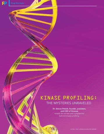Kinase profiling: The mysteries unraveled.