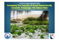 The Concrete Fuseplugs