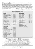 Innen 07_Seiten 1-34.indd - Tauchinsel Göppingen - Seite 2