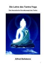 Die Lehre des Tantra Yoga - Paranormal Deutschland eV