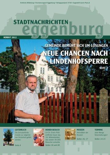 (6,74 MB) - .PDF - Stadtgemeinde Eggenburg