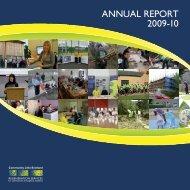 Annual Report 2009-10 - Community Links Scotland