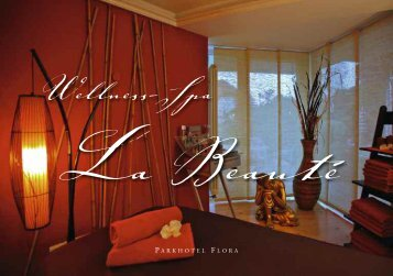 La Beauté - Parkhotel Flora