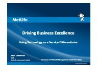 Driving Business Driving Business Excellence Excellence Driving ...