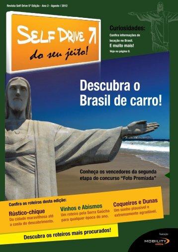Revista SelfDrive Ed.05 - Ano 2 - 2012