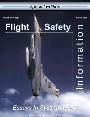 FSI Special - UK Flight Safety Committee