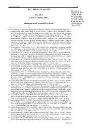 Dz.U. 2006 Nr 171 poz. 1225 USTAWA z dnia 25 sierpnia 2006 r. o ...