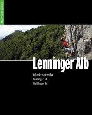 kl lenningen leseprobe - panico.der Alpinverlag
