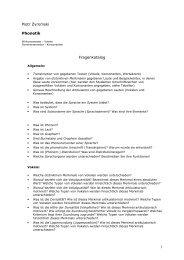 1 Piotr yromski Phonetik Fragenkatalog