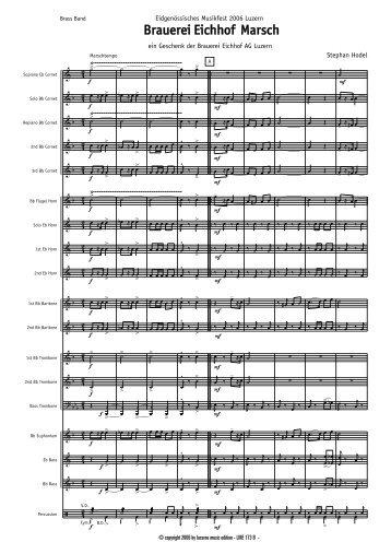 Herunterladen - Lucerne Music Edition