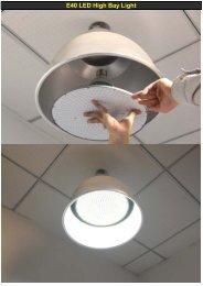 E40 LED High Bay Light(Melody-Lighting) - Melody-lighting.com