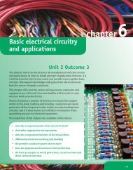 Chapter 6 - Level 2 NVQ and Technical ... - Pearson Schools