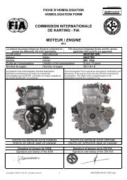 MOTEUR / ENGINE - maxter engines