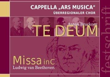 pfarrkirche pernegg - Cappella Ars Musica