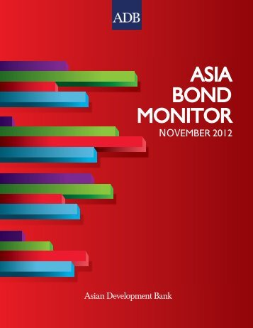 Asia Bond Monitor - November 2012 - AsianBondsOnline
