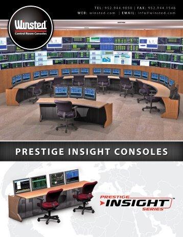 Insight Consoles Brochure