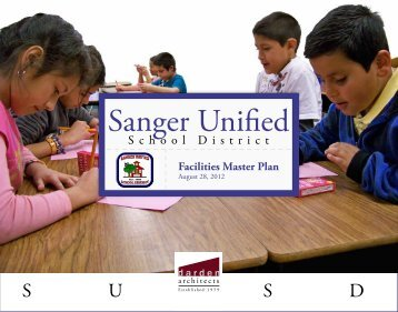 Facilities Master Plan - Sanger Unified School District
