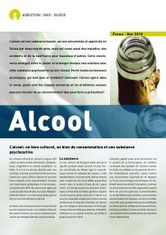 Focus Alcool