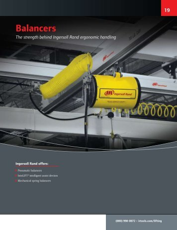 Catalog Section - Ingersoll Rand