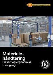 Materiale- håndtering - Fyns Kran Udstyr A/S
